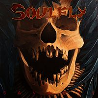 Обложка альбома Soulfly «Savages» (2013)