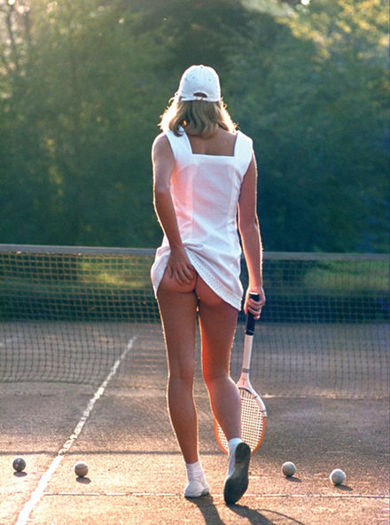 Classy blonde female in skirt and hose is actually a water sports loving freak № 75504 загрузить