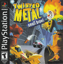 Twisted Metal Small Brawl обложка игры.jpg