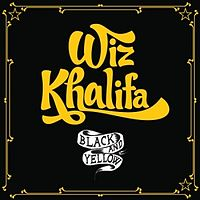 Обложка сингла «Black and Yellow» (Wiz Khalifa, 2010)