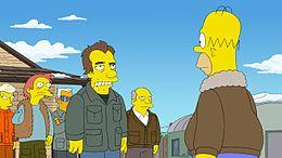 Гомер отправляется в подготовительную школу 9 серия
