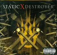 Обложка сингла «Destroyer» (Static-X, 2007)