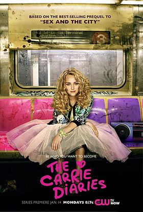 The Carrie Diaries Season 1 Promotional Poster.jpg