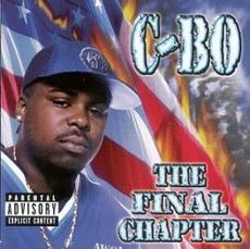 Обложка альбома C-Bo «The Final Chapter» (1999)
