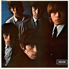 Обложка альбома The Rolling Stones «The Rolling Stones No. 2» (1965)