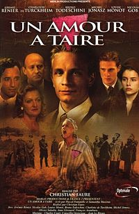 Un amour a taire poster.jpg