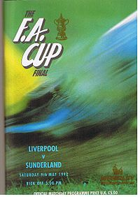 1992 FA Cup Final programme.jpg