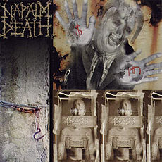 Обложка альбома Napalm Death «Enemy Of The Music Business» (2000)