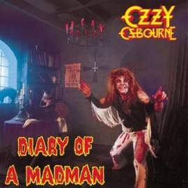 Обложка альбома Ozzy Osbourne «Diary of A Madman» (1981)
