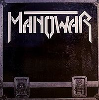 Обложка сингла ««All Men Play on 10»» (Manowar, 1984)