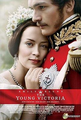 Молодая Виктория (2009)
