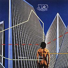 Обложка альбома Yes «Going for the One» (1977)