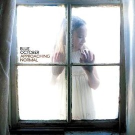 Обложка альбома Blue October «Approaching Normal» (2009)