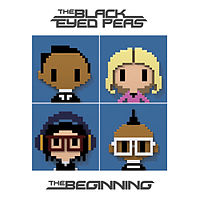 Обложка альбома Black Eyed Peas «The Beginning» (2010)