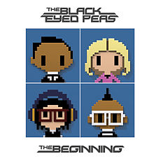 Обложка альбома The Black Eyed Peas «The Beginning» (2010)