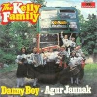 Обложка сингла «Danny Boy» (The Kelly Family, 1978)