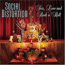 Distortion love rocknroll sex social