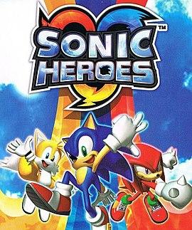 Sonic Heroes — Википедия