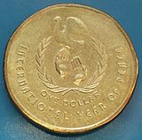 Australian 1986 International Year of Peace Dollar.jpg