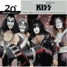Обложка альбома Kiss «The Best of Kiss, Volume 3: The Millennium Collection» (2006)