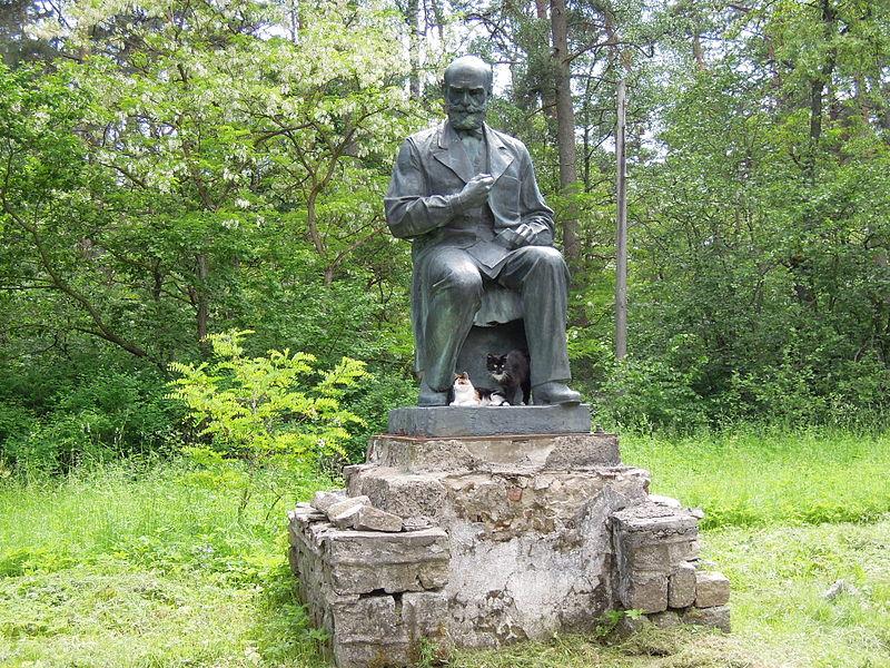 Файл:Памятник Павлову.jpg