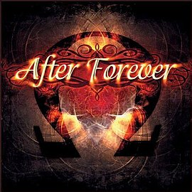 Обложка альбома After Forever «After Forever» (2007)