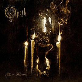 Обложка альбома Opeth «Ghost Reveries» (2005)