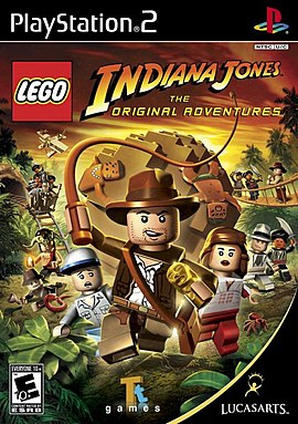 LEGO Indiana Jones. The Original Adventures (Обложка диска).jpg