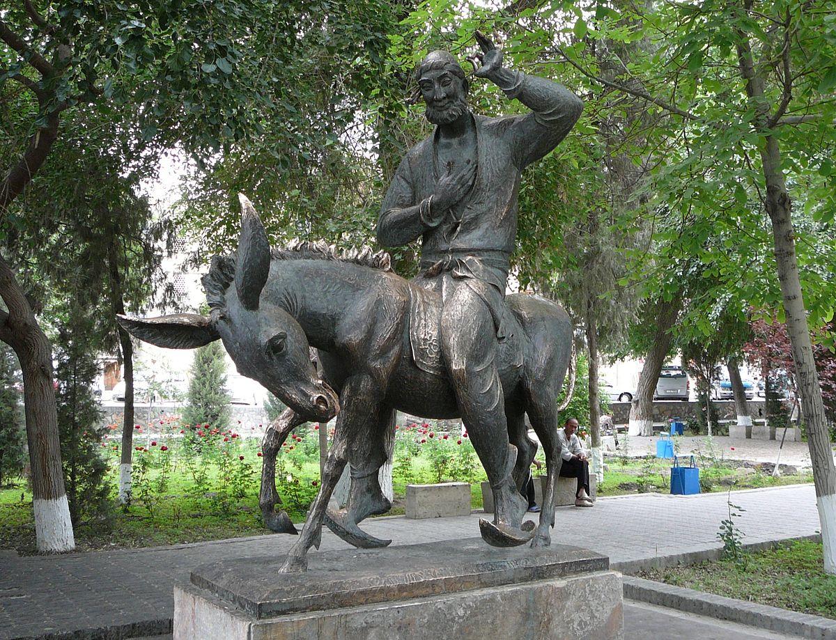 Bukhara.Hodja Nasreddin.JPG
