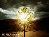 Обложка альбома Course of Nature «Damaged» (2008)