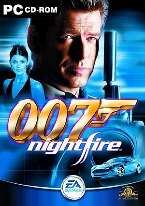 James Bond 007 Nightfire (обложка диска).jpg