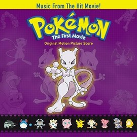 Обложка альбома «Pokémon: The First Movie Original Motion Picture Score» ()
