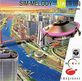 Обложка альбома «Sim-Melody from SimCity 2000» (1995)