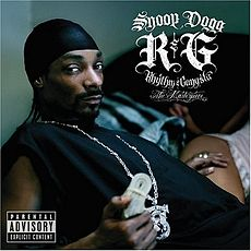 Обложка альбома Snoop Dogg «R&G (Rhythm & Gangsta): The Masterpiece» (2004)