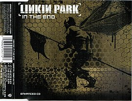 Обложка сингла Linkin Park «In the End» (2001)