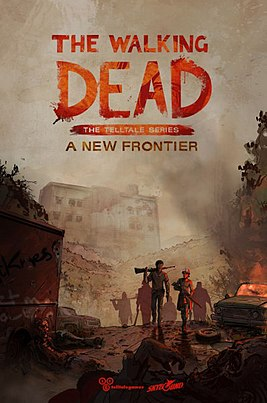 Скачать Игру The Walking Dead The New Frontier - фото 5
