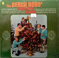 Обложка альбома The Beach Boys «The Beach Boys' Christmas Album» (1964)