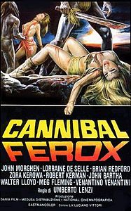 Фильм каннибал секс