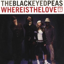 Обложка сингла The Black Eyed Peas «Where Is the Love?» (2003)