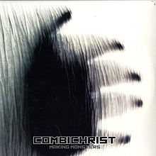 Обложка альбома Combichrist «Making Monsters» (2010)