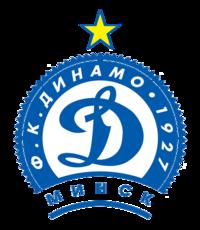 Динамо Минск (рез) логотип
