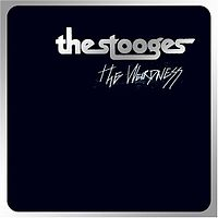 Обложка альбома The Stooges «The Weirdness» (2007)