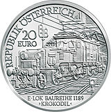 20 Euro - The Electric Railway (2009)front.jpg