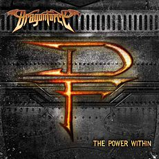 Обложка альбома DragonForce «The Power Within» (2012)