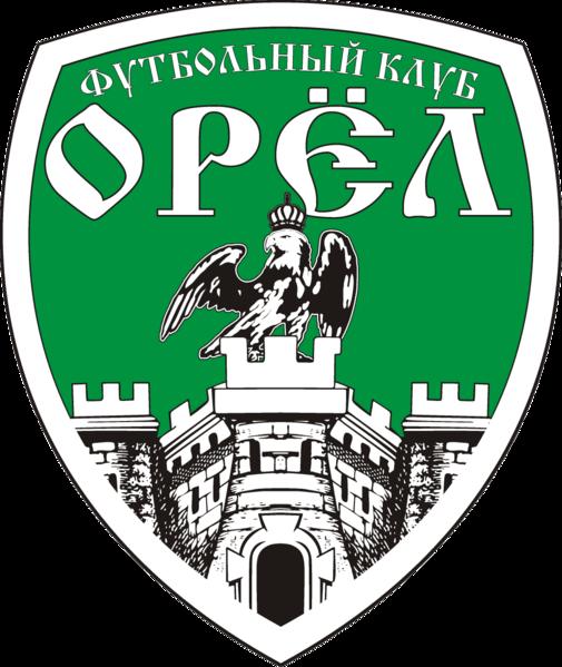 http://upload.wikimedia.org/wikipedia/ru/thumb/4/4f/FC_Orel_Logo_2012.png/505px-FC_Orel_Logo_2012.png