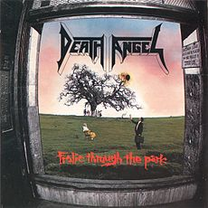 Обложка альбома Death Angel «Frolic Through the Park» (1988)
