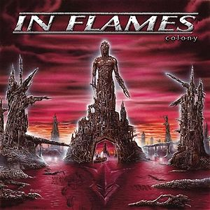 Обложка альбома In Flames «Colony» (1999)
