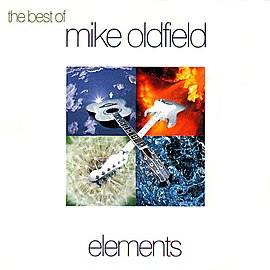 Обложка альбома Майк Олдфилд «The Best Of Mike Oldfield Elements» (1993)