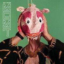 Обложка сингла «Time to Pretend» (MGMT, 2008)