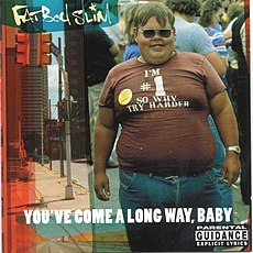 Обложка альбома Fatboy Slim «You've Come a Long Way, Baby» (1998)